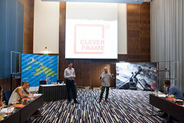 Clever Frame Academy Workshops